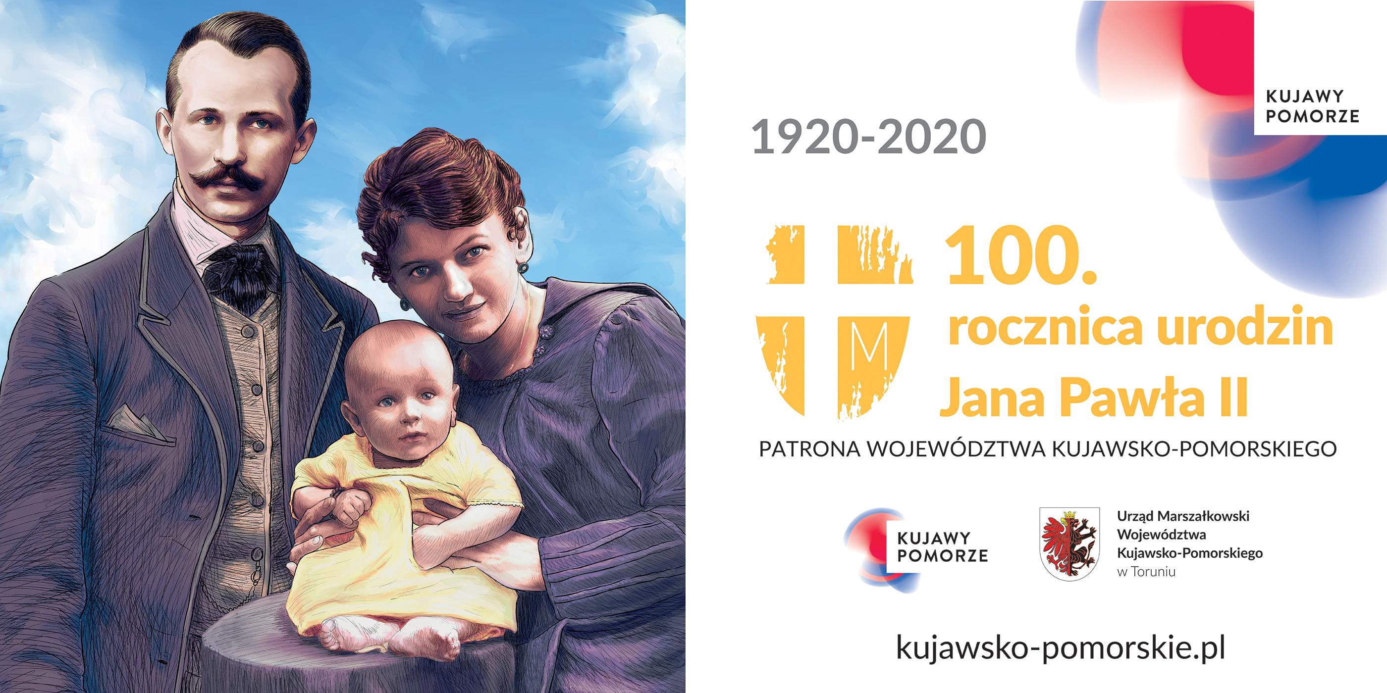 100. rocznica urodzin Jana Pawła II