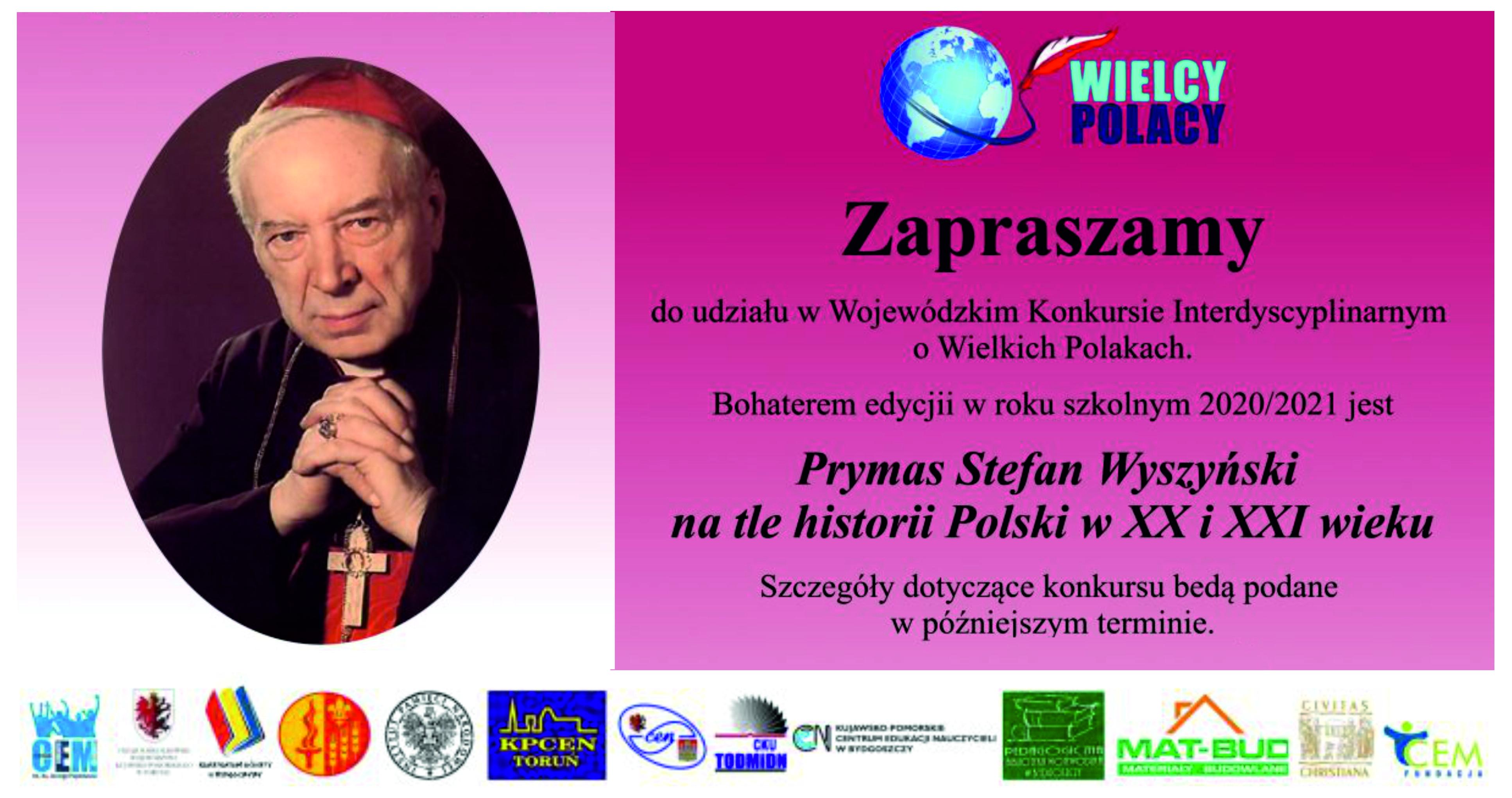 """Konkurs """"Wielcy Polacy"""""""