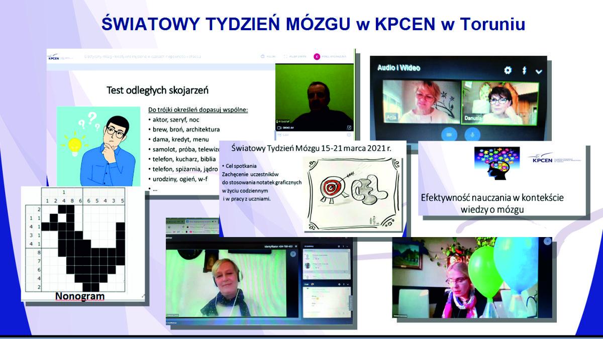 Światowy pre-Tydzień Mózgu w KPCEN w Toruniu