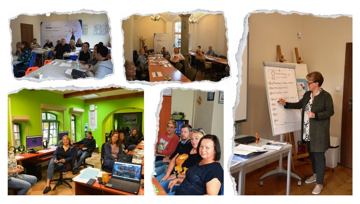 Szkolenia na zamówienie dla rady pedagogicznej Szkoły Podstawowej w Gąsawie